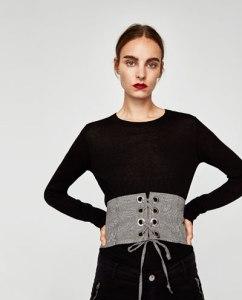 Corset Zara 15,95 €
